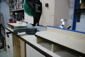 Miter Saw Station For A Small Shop By Stone And Sons Workshop