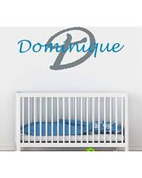 Don T Miss These Deals Boy S Custom Name And Initial Wall Decal Choose Your Own Name Initial And Letter Styles Multiple Sizes Boy S Name Wall Decal Wall Sticker Decor Nursery Custom Name And