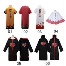 Áo Choàng Hóa Trang Nhân Vật Hoạt Hình Naruto Akatsuki Itachi Uchiha, giá  chỉ 39,000đ! Mua ngay kẻo hết!