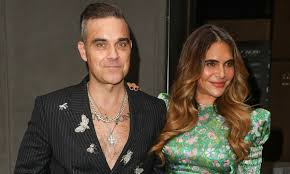 Robbie Williams bonds with baby Beau in heartwarming new photo ...