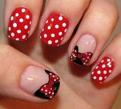 dotted nail art image 2726176 on