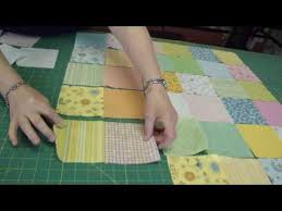 make a baby quilt part 1 fabric