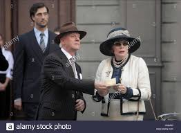 MALCOLM MCDOWELL, SHIRLEY MACLAINE, COCO CHANEL, 2008 Stock Photo ...