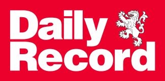Image result for DAILY RECORD logo""
