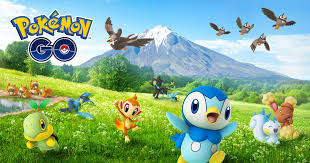 Pokémon GO update bringing 'mon from the Sinnoh region is live ...