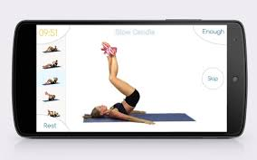 best abs workout apps for android in