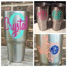Best Custom Personalized Yeti Cup Decal For Sale In Mcdonough Georgia For 2020