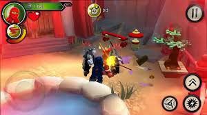 Lego ninjago - game ninjago - ninjago Shadow of Ronin P3 - video ...