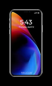iphone 8 red wallpaper live