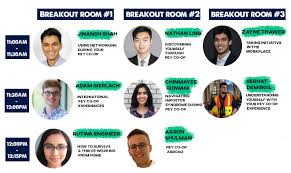 PEY Co-op Edge Conference Presenters 2020 - Engineering Career Centre