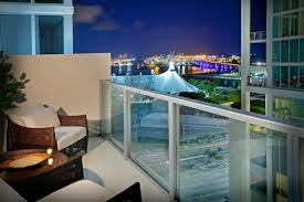balcony railings stainless steel