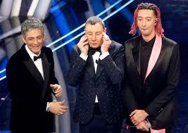 Sanremo, Morgan e Bugo squalificati. Leo Gassmann vince tra le ...