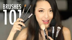 makeup brushes 101 what you need how