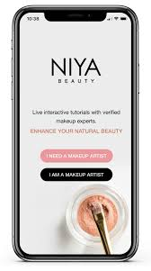 niya beauty app launches connects
