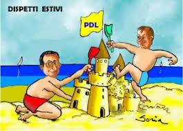 Bordighera: la vignetta di Gianni Soria sui dispetti politici ...