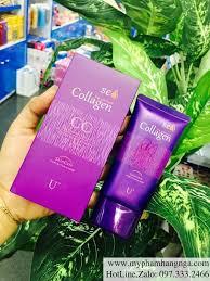 kem lÓt makeup cc cream collagen skin