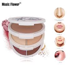 blush face blusher palette