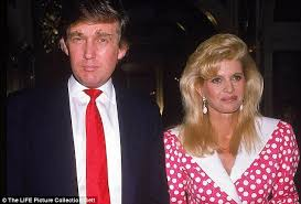Ivana and Donald Trump: Olympian Delusions? – The Olympians