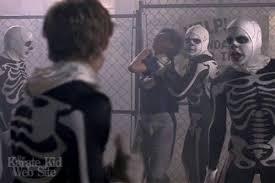 20170318 Karate Kid 1984 The Skeleton Fence Fight 01 Karate Kid Karate Kid Movie Karate