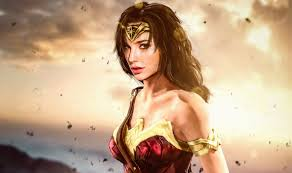 wonder woman cosplay dc ics hd