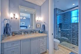 traditional 3 4 bathroom with bliss
