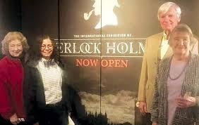 Hansom Wheels members visit Sherlock Holmes   Columbia Star