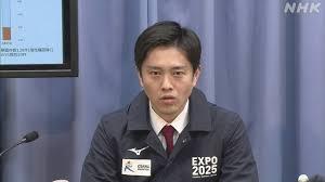 大阪 吉村知事「今週末 不要不急の外出自粛を」 | NHKニュース