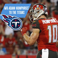 BREAKING: WR Adam Humphries' contract... - A to Z Sports Nashville ...