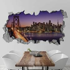 Batman Cityscape Wall Decal Spiderman Buy Large Art Set Silhouette Vinyl Vamosrayos