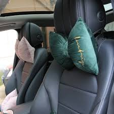 Car Headrest Bowknot Shaped Neck Pillow High Quality Kids Toys Bowknot Decorative Soft Pillow For Kids Room Seat Cushion Cushion Aliexpress