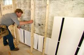 The Best Way To Insulate An Existing Concrete Block Wall This Old House