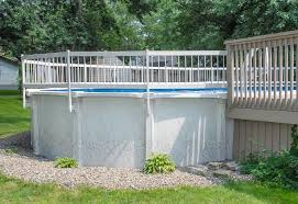 Gli Above Ground Pool Resin Fence Kit Base Kit ª B Required B On All Installations Includes 8 Sections