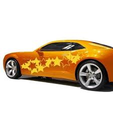Shop Stars Car Decal Vinyl Wall Art Home Decor Overstock 11545736
