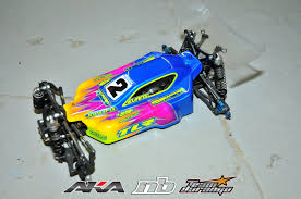 Under the Hood: Dustin Evans' TLR XXX-4 G+ -NeoBuggy.net – Offroad RC Car  News