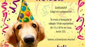 Tarjetas De Invitacion De Cumpleanos Ideas Para Fiestas De