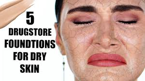 best 5 foundations for dry