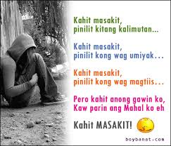 pinoy sad love quotes and sad love messages boy banat