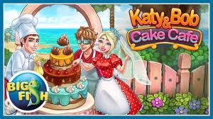 katy and bob cake cafe ipad iphone