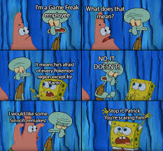 you re squidward tumblr