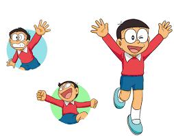 sifat positif dari karakter kartun doraemon ini patut kita tiru