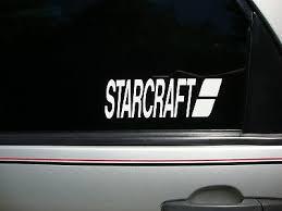 Starcraft Boat Decal Vintage Style Camper Rv Marine Fishing 9 X3 Sticker Ebay