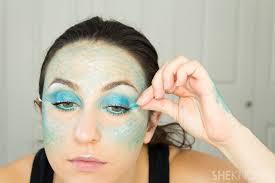 mermaid makeup sheknows