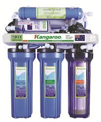 Máy lọc nước RO Kangaroo KG105 (05 Lõi lọc, không vỏ)