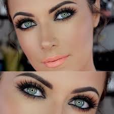 smokey eye makeup for black eyes 2020