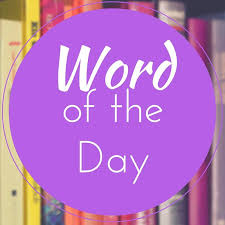 Word Of the Day - Home | Facebook