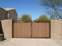 Rv Gates 602 739 1919 Faulkner Fence Company