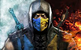 sub zero and scorpion wallpaper