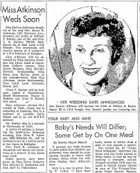 DeAnn Atkinson to Wed - Newspapers.com