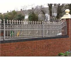 Cheap Fence Gate Philippines Gates And Fences Wrought Iron Buy Building Privacy Fence Gates Traditional Fence Fence Panel Spear Tops Product On Alibaba Com