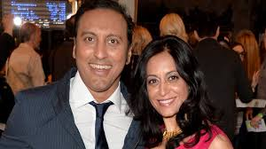 The Daily Show's Aasif Mandvi ties the knot
